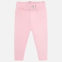 Βρεφικό ρόζ παντελόνι φούτερ Mayoral